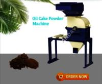 Oil Cake Powder Machine