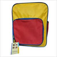 Polyester Kids Backpack Bag
