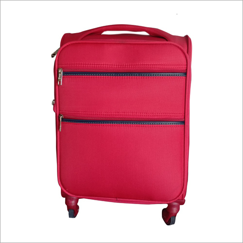 Traveller And Trolley Bag