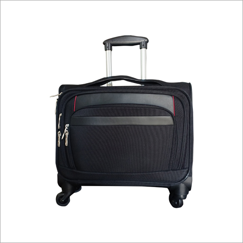 17 Inch Polyester Travel Trolley Bag
