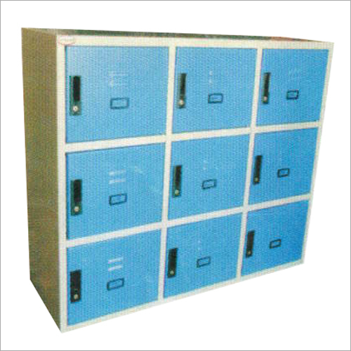 9 Door Personal Locker