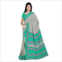 Crepe Fancy Saree