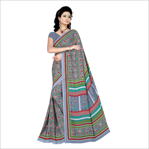 Ladies Office Saree