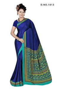 Indian Office Saree
