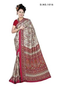 Ladies Office Wear Saree