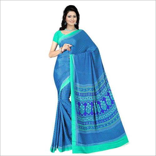 Ladies Uniform Saree