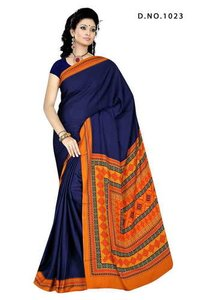 Front Desk Office Saree