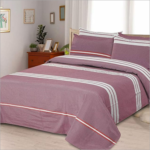 Double Bed Cotton Bedsheet