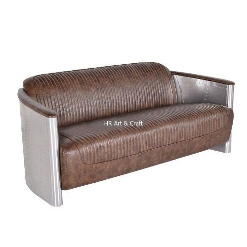 Vintage Aviator Sofa