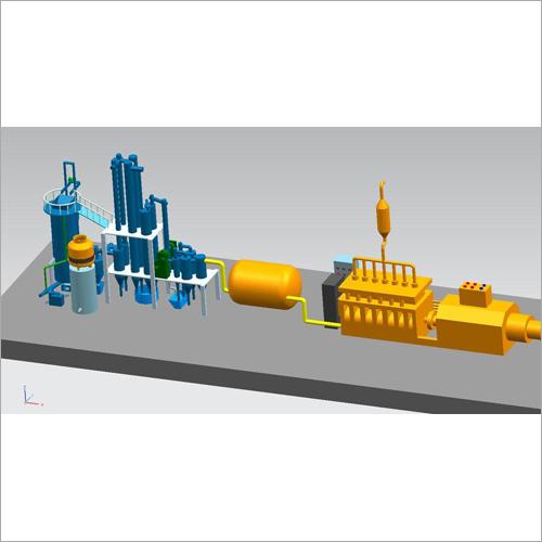 MSW Gasifier