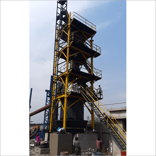 Up Draft Gasifier