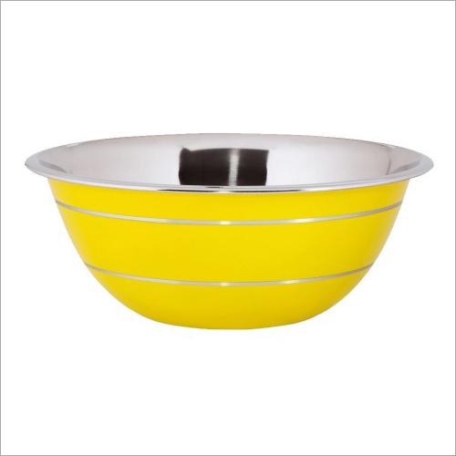 Colour Deep SS Mixing Bowl