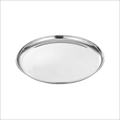 Stainless Steel Buffet Plate