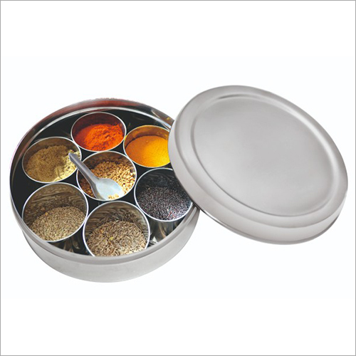 SS Spices Container