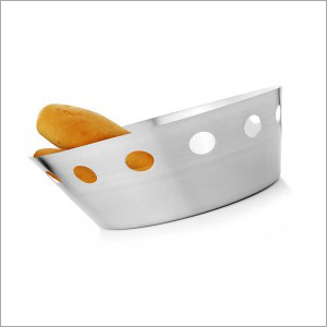 Stainless Steel Round Bread Basket