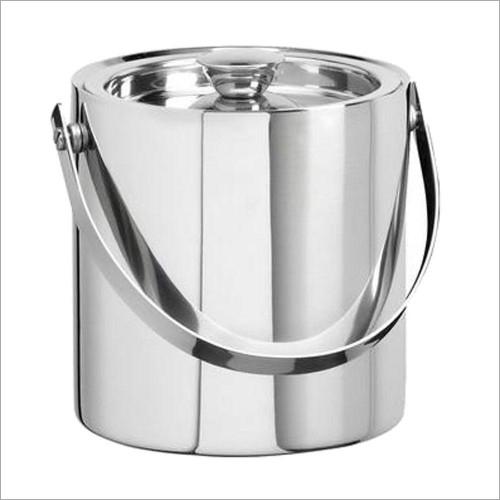 Double Wall SS Ice Bucket