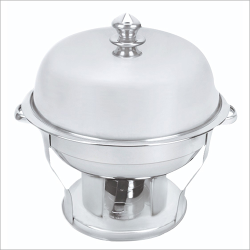 Ss Round Chafing Dish