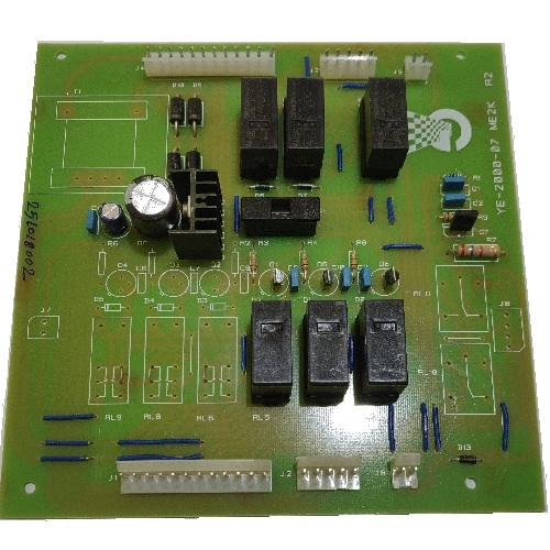 PCB for Warp and Weft Breakage (3 Warp Stations)