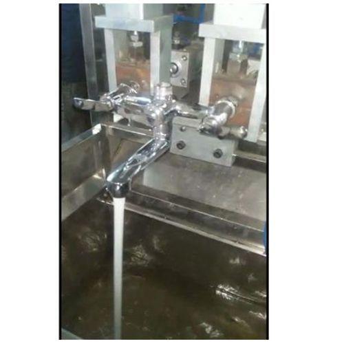 Water Tap Leakage Testing Machine