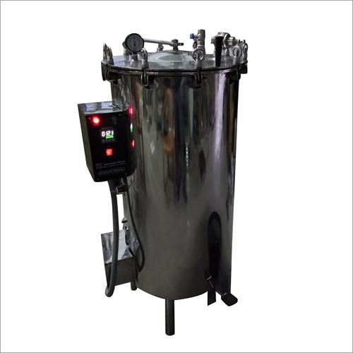 Stainless Steel Vertical Sterilizer