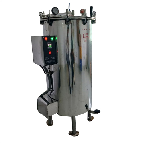 Stainless Steel Autoclave Sterilizer