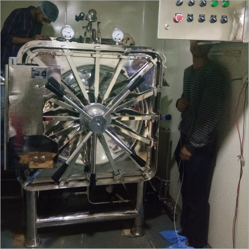 Industrial Autoclave Repairing Services
