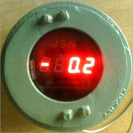 Digital Differential Pressure Indicator