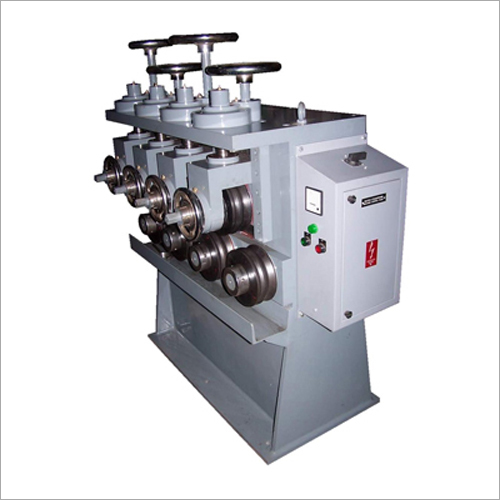 Automatic Section Straightening Machine