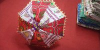 Ramdev Handicrafts Handmade & Designer Umbrella
