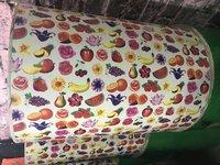 Fruits Printed BOPP  Film