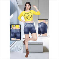 Ladies Casual Shorts
