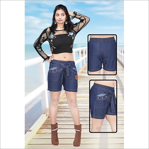 Ladies Modern Shorts