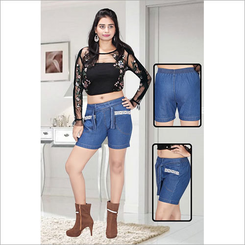 Ladies Fancy Shorts