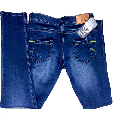Mens Straight Fit Jeans