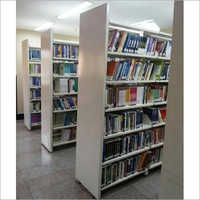 Sliding Type Book Racks