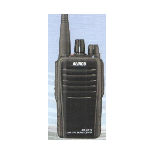 Alinco DJ-VX46 UHF License free walky talky