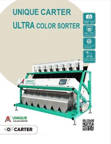 Ultra Unique Color Sorter Machine Accuracy: 99  %