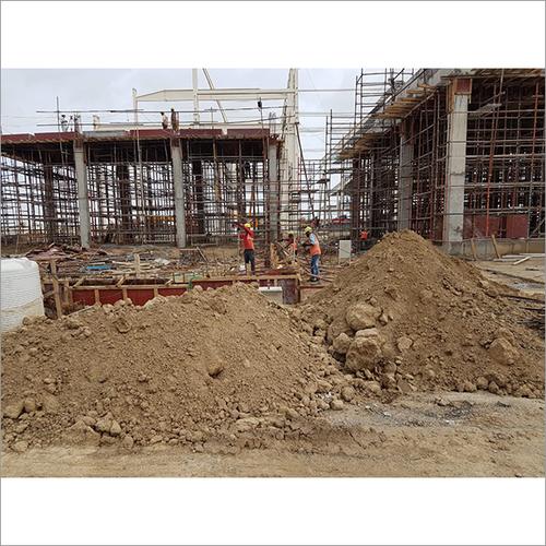 Chiller Room Construction Work