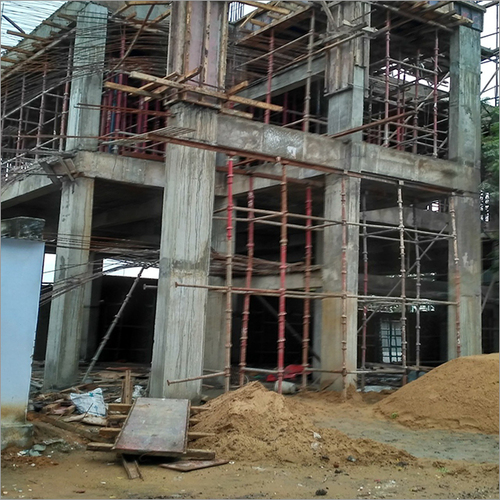 R & D Building Cera Construction Work