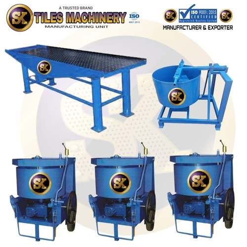 Paver Soil Block Making Machine
