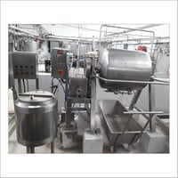 Butter Processing Unit