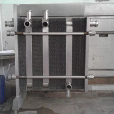 Plate Heater Exchange