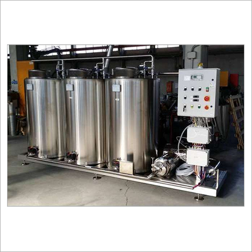 CIP Cleaner System
