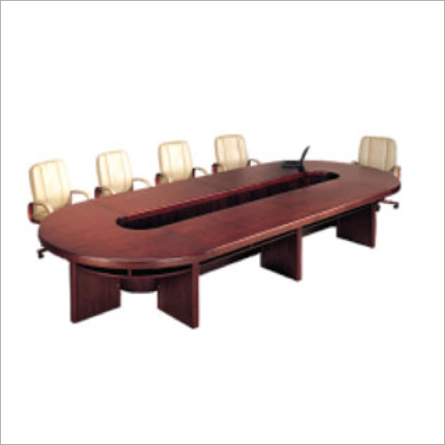 Conference Wooden Table