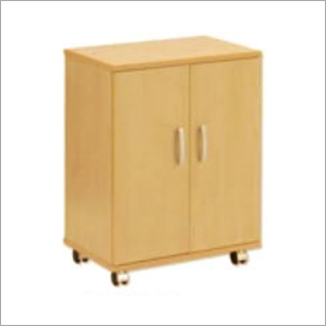Portable Wooden Cabinet