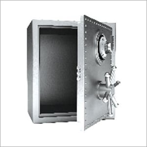 Stainless Steel Safety Locker