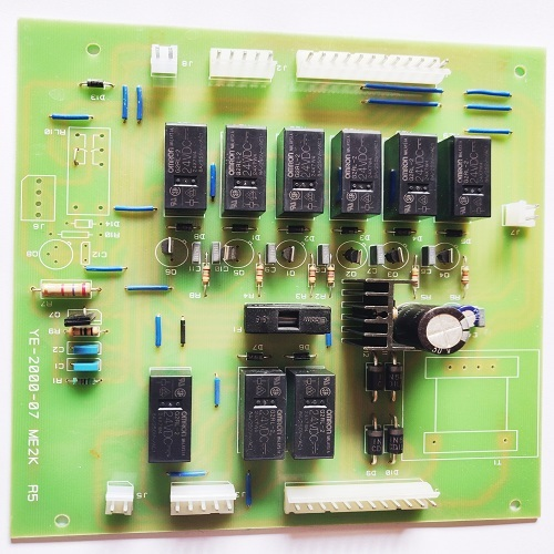 PCB for Warp and Weft Breakage (6 Warp Stations)