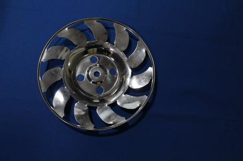10 - WHEEL CAP SUN FLOWER