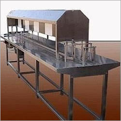 Pharma Industry Inspection Conveyor