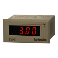 AUTONICS T3NI-NXNP2C-N TEMPERATURE CONTROLLER